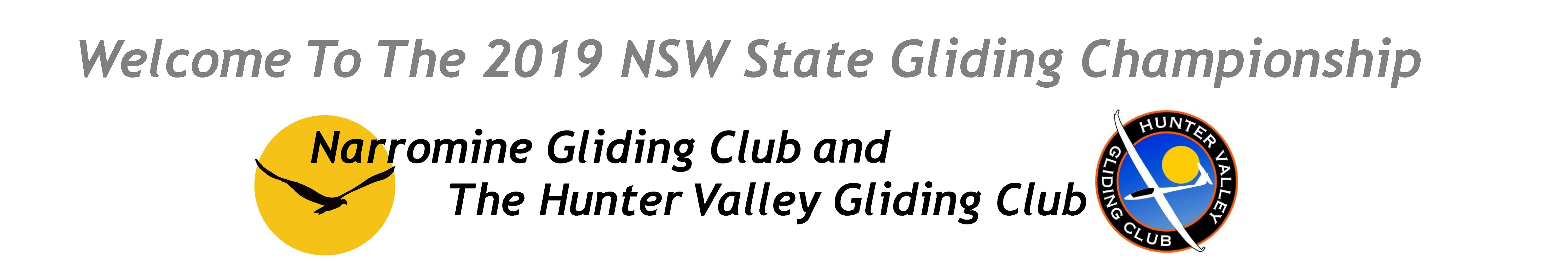 NSW State Gliding Competition